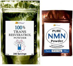 Trans Resveratrol & NMN Powder